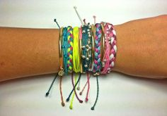 pura vida bracelets {perfect for summer}
