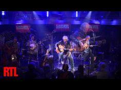 Hugues Aufray - Et j'entends siffler le train (live). Superbe reprise de la chanson de Richard Anthony