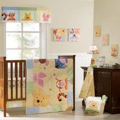 Winnie The Pooh Nursery Ideas ♥