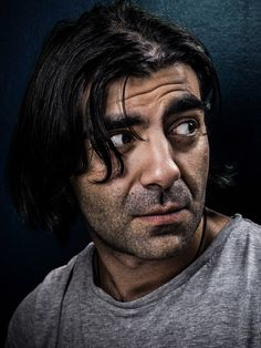 Portrait from Fatih Akin by Daniel Cramer #portrait #photography #blackandwhite #bw