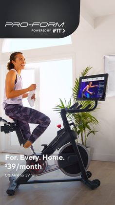Stream limitless live and on-demand trainer-led workouts to the comfort of your home with the ProForm Studio Bike Pro 22. Health And Beauty, Health And Wellness, Health Fitness, Lose Weight, Weight Loss, Menstrual Cycle, Lose 20 Pounds, Keto Diet For Beginners, Physical Fitness
