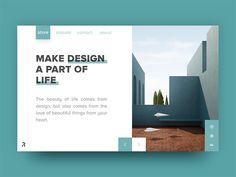 Web design - 01 1️⃣ by misikato