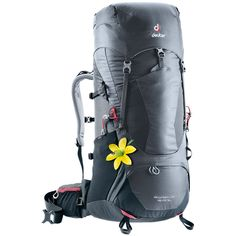 Lightweight and ventilated but built tough, let the Deuter Air Contact Lite 45 10 SL Pack accompany you on your outdoor adventures! Camping Gear, Backpacking, Packing To Move, Backpack Online, Store Hours, Hiking Backpack, Travel Size Products, Golf Bags, Altitude