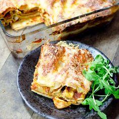 Une bonne lasagne bolo... réconfortante! La recette est sur Cookandroll.eu :-) http://www.cookandroll.eu/archives/2016/03/27/32931044.html