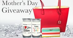 Enter To Win The 2018 Diamond Candles Mother's Day Giveaway! Two Prizes Available Valued At $500 Each! Win Our Exclusive Limited Edition Mother's Day Candles Along With A Kate Spade Purse!