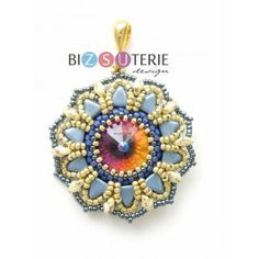 Ring a Ring a Roses pendant - ins. Roses, Pendants, Earrings, Pattern, Handmade, Jewelry, Ear Rings, Stud Earrings, Hand Made