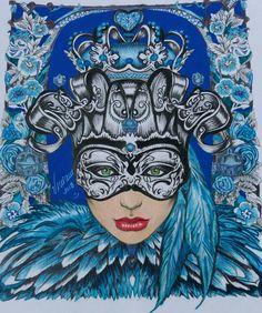 Colour my Sketchbook - Bennett Klein