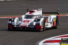 Audi R18 e-tron quattro - Marcel Fässler - Andre Lotterer - Benoit Treluyer FIA WEC Nurburgring 2015