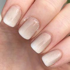 French Manicure For Short Nails | POPSUGAR Celebrity UK