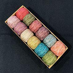 Valdani Inc. Yarn Thread, Detail