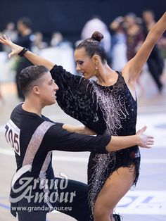 Latin | Grand Amour EU: The best dresses for the best dancers!