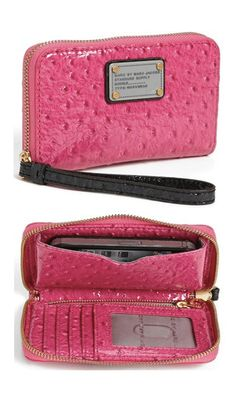 Love this wristlet by Marc by Marc Jacobs  http://rstyle.me/n/dr39qnyg6