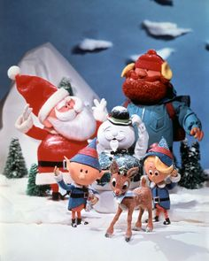 I love all theses movies...Best Thanksgiving and Christmas TV Specials of 2014