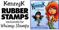 KennyK Rubber Stamps!