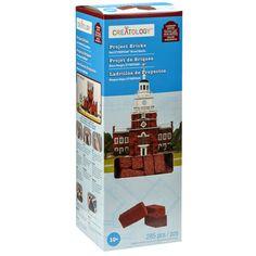 Creatology™ Foam Project Brick Set, Red