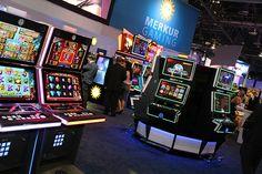 Merkur Gaming presentó máquinas avanzadas y nuevos juegos en G2E 2015