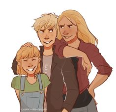 Okay but Noah has two sisters and that makes me sad. Also guess where Noah's habit of petting Blue comes from.