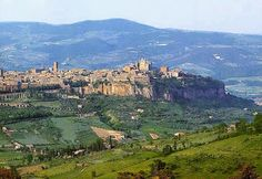 Orvieto, Italy holds a quiet corner in my heart...