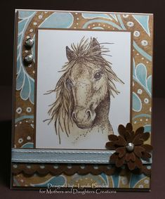 Stamp Act: CPS Challenge #62 ~ Serendipity Mustang...