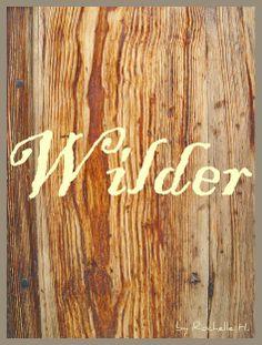 Baby Boy Name: Wilder. Meaning: Hunter; Wild Animal. Origin: English; German. Namesake: Laura Ingalls Wilder. http://www.pinterest.com/vintagedaydream/baby-names/