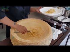 Nấu Mỳ Trực Tiếp Trên Tảng Phô Mai Lớn Bạn Đã Thử Chưa - Phô Mai Parmesan Cheese - YouTube Countryside Village, Youtube, Food, Essen, Meals, Youtubers, Yemek, Youtube Movies, Eten