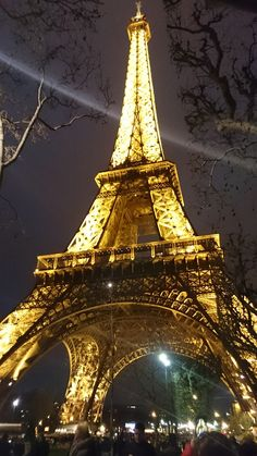 Eiffel tower, Paris <3 France