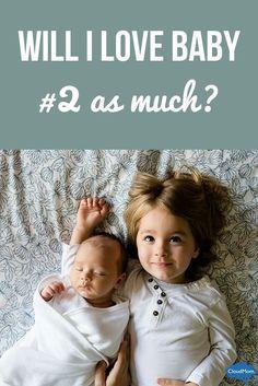 Will I Love Baby #2