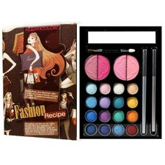 6 Pack KLEANCOLOR Fashion Recipe Palette  Chef of Style *** Visit the image link more details.