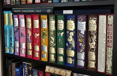 Lang fairy books - gorgeous, and I WANT THEM SO MUCHHHHH.