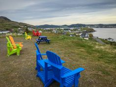 The Bonavista Peninsula is a part of Newfoundland that encompasses the towns of Trinity, Port Rexton, Port Union, Bonavista, and more. Create your own great road trip with this guide. Dinner Theatre, The New Wave, Outdoor Chairs, Outdoor Decor, Rural Area, Travel Info, Newfoundland, Lodges, Places To See