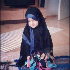 Mashallah  Young Beautiful Hijabi in The Worlds Hijabers Cilik Cantik Sedunia http://hijabcornerid.com/