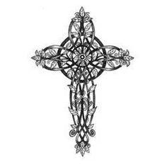 25 Best Cross Tattoos Designs For Men Echomoncouk Picture #3797