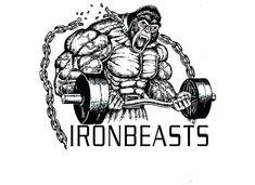 Contest Entry for Design a Logo for Iron Beasts Bodybuilding Logo, Bodybuilding Motivation, Beast Logo, Hulk Art, Mural Art, Goku, Therapy, Iron, Workout