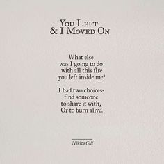 27 Poems By Nikita Gill That Capture The Whirlwind Of Emotions That Love Is Poem Quotes, Words Quotes, Life Quotes, Sayings, Cute Crush Quotes, Pretty Quotes, Awesome Quotes, Quotes About Hate, Quotes To Live By