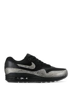 Nike Women's Air Max 1 Premium Lace Up Sneakers