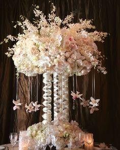 Luxurious Wedding Centerpieces