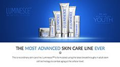 The Luminesce line from Jeunesse Global incorporates the latest science backed technology available in their products to rejuvenate your skin. There are simply no other products like these in the market. For more information, go to http://marketbolt.com/jns/site/?id=youngforeverteam and see for yourself. From there you can order for convenient home delivery!
