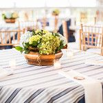 An Oceanside Dinner at Wild Dunes Pavilion | 50th birthday summer fete by JMC Charleston