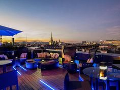 Whether your vacation is corporate or personal you are destined for an ideal concierge experience at The Ritz-Carlton, Vienna in Austria. Restaurant Bar, Best Rooftop Bars, Lokal, Exotic Places, New Chic, Vienna Austria, Romantic Getaway, Luxury Travel, Best Hotels