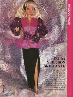 PATRONES BARBIE ALTA COSTURA 2 - patronesbarbieymas - Picasa Web Albums