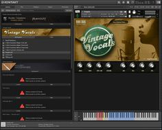 Big Fish Audio - Vintage Vocals (KONTAKT) - Plugintorrent.com
