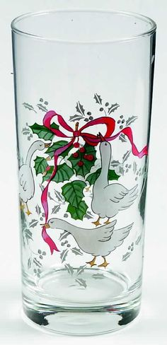 Pattern: MARMALADE CHRISTMAS. Piece: 12 Oz Tumbler. Replacements, Ltd. has the world's largest selection of old & new dinnerware, including china, stoneware, crystal, glassware, silver, stainless, and collectibles. | eBay!