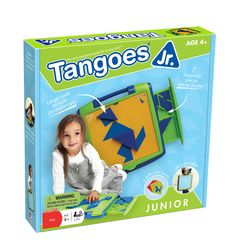 Amazon.com: Tangoes Junior: Toys & Games