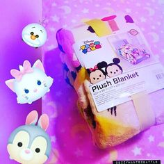 Disney is my sh!t . . . . . . . #disneygram #decore #disneystore #disney #dreams #dream #sleep #blanket #covers #thumper  #bambi #marie #aristocats #aesthetic #pink #pastel #plush #plushie #kawaiidesu #kawaii #tsumtsum #tsum #olaf #frozen #instadisney #target #mickeymouse #minniemouse