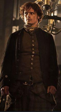 Outlander- Jamie