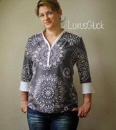 LuxusGlück: RUMS mit Lillesol Women No.5