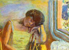 PIERRE BONNARD (1867-1947) - FEMME ENDORMIE, vers 1928 - Auction