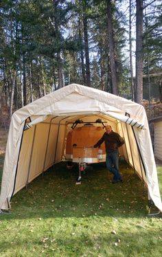 Teardrop Camper Plans, Teardrop Trailer, Small Campers, Mini Camper, Build Your Own, Volvo, Recreational Vehicles, Trailers, Outdoor Gear
