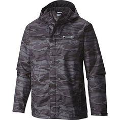(コロンビア) Columbia メンズ アウター ジャケット Watertight Printed Jacket 並行輸入品  新品【取り寄せ商品のため、お届けまでに2週間前後かかります。】 表示サイズ表はすべて【参考サイズ】です。ご不明点はお問合せ下さい。 カラー:Black Camo