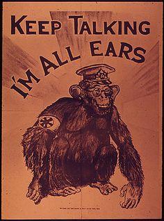KEEP TALKING - I'M ALL EARS | Flickr - Photo Sharing!